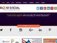 nice Facebook Ads Launch Pad - Kim Garst Boom Social - Social Selling Strategies That Actually Work