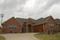 Brick stone mcbee homes exterior desgins pinterest for Brick and stone elevations