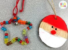 Student-Made Ornaments!