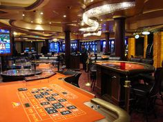 Casino Royale on Quantum of the Seas