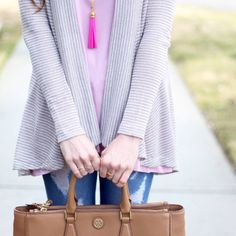 Styling Some Pretty Shades of Pink to Celebrate Spring, Featuring Items from Magnolia Post Co!