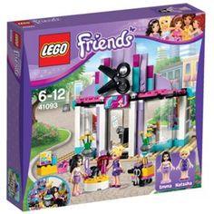 Buy LEGO Friends Heartlake Hair Salon - 41093 at Argos.co.uk, visit Argos.co.uk…