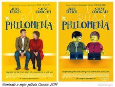 Philomena-Peliculas nominadas al Oscar 2014 by LEGO