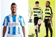 Huddersfield Town FC 2016/17 PUMA Home, Away and Third Kits
