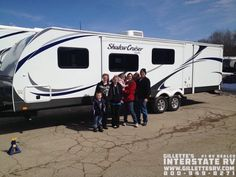 """""""GREAT EXPERIENCE! VERY FRIENDLY STAFF FROM BEGINNING TO END!"""" - Gerald & Jennifer Roscommon, MI"""