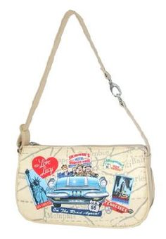 I Love Lucy On the Road Again! Handbag - FREE SHIPPING