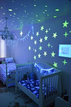 http://disney.glidden.com/room-painter  http://disney.glidden.com/painting-ideas/glow-in-the-dark-paint