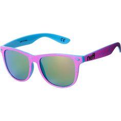 Neff Daily Cyan Speckle Sunglasses