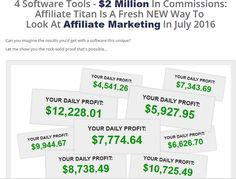 Affiliate Titan v2.0 Review: The Best Deal For Affiliate Marketers To Learn Secrets Of Making $20 Millions