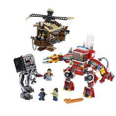 LEGO Movie Set 70813: Rescue Reinforcements