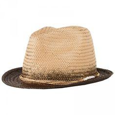 Rare Earth Abril Ombre Straw Hat