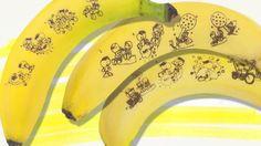 Fyffes Banana Comic Case