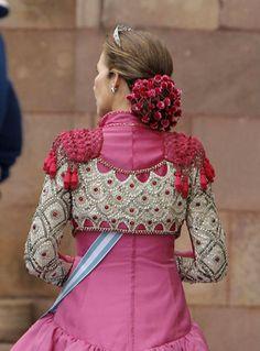 La infanta Elena, vestida para matar en Estocolmo