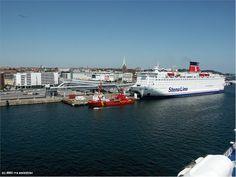 Stena Line Kiel, hier begint de vakantie echt met een overnachting op de veerboot.