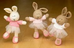 Must make one of Julies' #BalletBunnies!