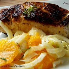 ... sea bass... on Pinterest | Sea bass, Black sea and Chilean sea bass