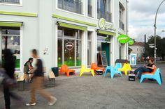 In Friedrichshain haben sich zahlreiche vegetarische Restaurants und Supermärkte etabliert ( #vegan #healthy #vegetarisch #veggie #food #greenfood #rawfood) >> Anfahrt & Öffnungszeiten   goodies Berlin