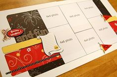 As requested, we've created Disney-themed add-ons for the Super Sketch Club . We tried to make kits that would be friendly to a variety of b. Disney Scrapbook Pages, Scrapbook Journal, Scrapbook Paper Crafts, Scrapbook Cards, Scrapbook Layout Sketches, Scrapbooking Layouts, Scrapbook Generation, Disney Magic Kingdom, Disney Love