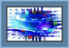 Blue Spring Downloadable PrintBuy 1 Get 1 of by UrbanDigitalArt, $3.50