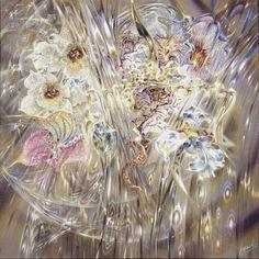 Космизм в живописи: невероятные работы Александра Маранова - Ярмарка Мастеров - ручная работа, handmade