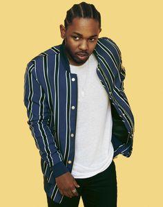 celebritiesofcolor:  Kendrick Lamar for TIME Magazine