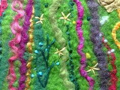 Feltastik is an artisan business created by Stephanie Tenier, a French Felt artist based in West Cork, Ireland. It is the home of many an Irish Wool Fairies, Original Felt art, felting kits and in-person workshops. West Cork, Handmade Felt, Wet Felting, Work Inspiration, Felt Art, Artisan, Fairy, Wool, Create