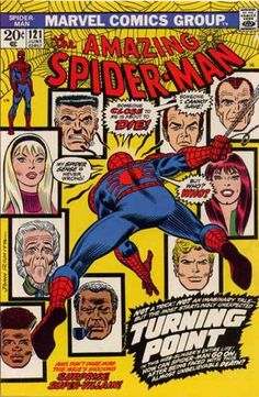 Amazing Spider-Man #121  Death of Gwen Stacey  It was issue 122 that really hits you in the feels, though