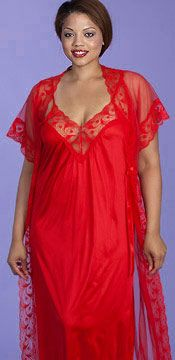 Guide to Women's Plus Size Babydolls and Chemises Lingerie