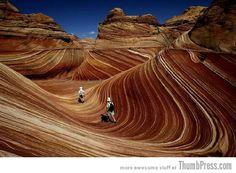 Wave Rock Arizona