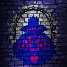 "Evie / Evil Queen ""Descendants"" Long Live Evil art graffiti"
