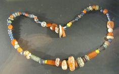 """""""Vikings"""" Exhibit at Field Museum Viking Exhibit, Chicago, Illinois… Field Museum, Chicago Illinois, Exhibit, Vikings, Weapons, Jewelery, Beaded Necklace, Culture, Gemstones"""
