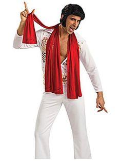 Elvis Presley Costume Homemade