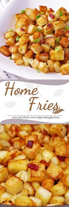 Perfect Home Fries!