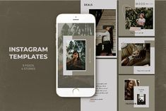 Explore over ready to use templates for designing resumes, business cards, presentations and other other many projects. Instagram Story Template, Instagram Templates, Free Instagram, Instagram Posts, Image Model, Text Tool, Social Media Template, Site Website, Business Branding