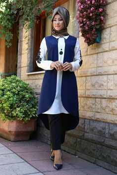 Moda Selvim: Tunik MDH7836