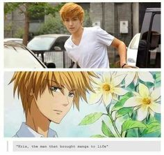 Kris. If kris acted like Usui, I would want him more than I do now.