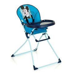 Hauck Disney Mac Baby Highchair-V Mickey (New) The practical high chair. Your child is in good hands during every meal with this Mac Baby high chair. It offers a large food tray with raised rim and cup recess. The plastic tray can be cleaned in no http://www.MightGet.com/march-2017-1/hauck-disney-mac-baby-highchair-v-mickey-new-.asp
