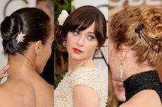 Top 10: La belleza de los Golden Globes 6. ACCESORIOS TOP