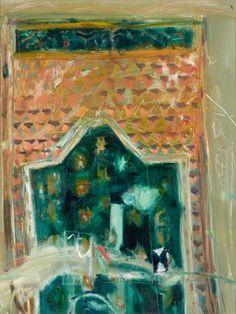 Still Life and a Prayer Rug by Elizabeth Blackadder