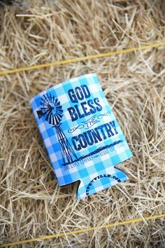 GOD BLESS COUNTRY COOLER - Junk GYpSy co.