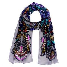 cute butterfly scarf