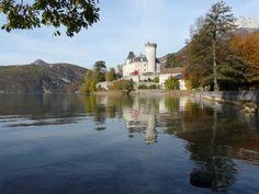 Chateau de Duingt,  Photo du 28-10-09