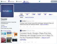 Neues Twitter Design für alle Profile verfügbar – Was gilt es bei der Umstellung zu beachten?