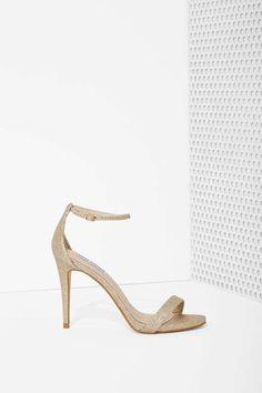 Steve Madden Stecy Heel - Glitter - Shoes