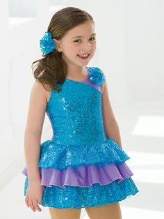 I Can Do That - Style 669 | Revolution Dancewear Children's Dance Recital Costume