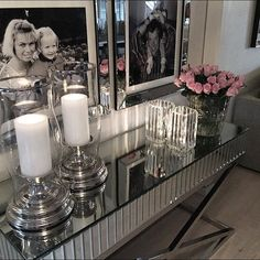 """Nydelig med """"Sienna Console"""" hos @homebymatilde  #interior123 #interior125 #interior444 #interior4all #hem_inspiration #mm_interior #mh_interior #interior4you1 #paradisetinterior #passion4interior #finehjem #unikehjem #nordicinspiration #inspire_me_home_decor #interior #shabbyyhomes #home #eleganceroom #myhome #ninterior #interiorandhome #interiorharmoni #roominspiration #myhome #classyinteriors  #homeamour #roomforinspo @interior123"""