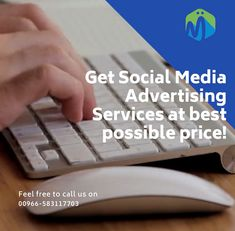 Our social media advertising services are proven to accelerate growth. By advertising through social media, our clients have seen results at lower costs than before. So, feel free to opt for our services by making a call on Advertising Services, Digital Marketing, Social Media, Feelings, How To Make, Free