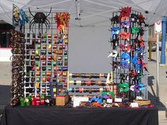 Leather Artisan Booth Display | Flickr - Photo Sharing!