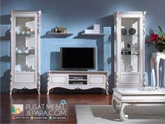 Classic tv stand for Hotel Room Online Furniture, Furniture Sets, Tv Unit Design, Contemporary Classic, Classic Interior, Tv Cabinets, Classic Tv, Bed Design, Interior Design