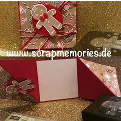 Home - Scrapmemories   Basteln in Ingolstadt   Stampin up, Stampinup, Stempelset Weihnachtsstern Thinlits Formen Sternenzauber Papier Savanne, Glutrot, Stampinup, Stempel, stanzen, Weihnachtskarte, Glückwunschkarte, inspire, create, share, Spaß, fun, Gutscheinkarte, Prägeform, Band, Drauf und Dran, Faltkarte, Lebkuchenmännchen, Designerpapier Zuckerstangenzauber, Lebkuchenmännchen, Technikkarte, Winterkatalog2016